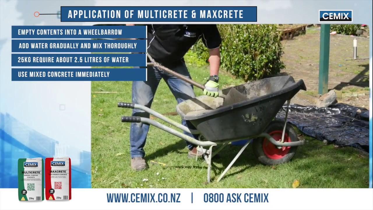 Product Videos | Cemix Products Ltd