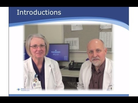 Anticoagulation explanation for surgery patients at Dixie Regional