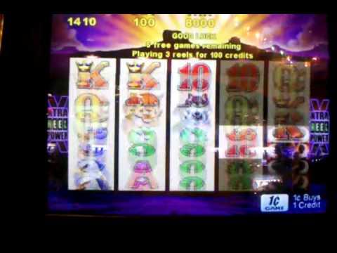 Slot machine 10 lines