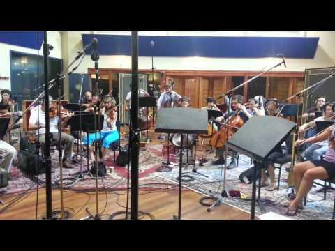 "Soodhu Kavvum Recording Session at ""The Studio Orchestra of Sydney"""