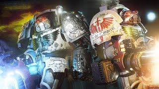 Space Hulk Deathwing New Gameplay Trailer (PC PS4 XBOX ONE) 2016/2017