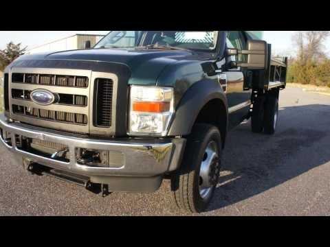 ~~SOLD~~2008 Ford F550 Super Duty Dump Truck For Sale~Dejana 10ft Dump Truck~ONLY 2139 MILES!