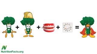 Druhý způsob, jak nejlépe připravit brokolici