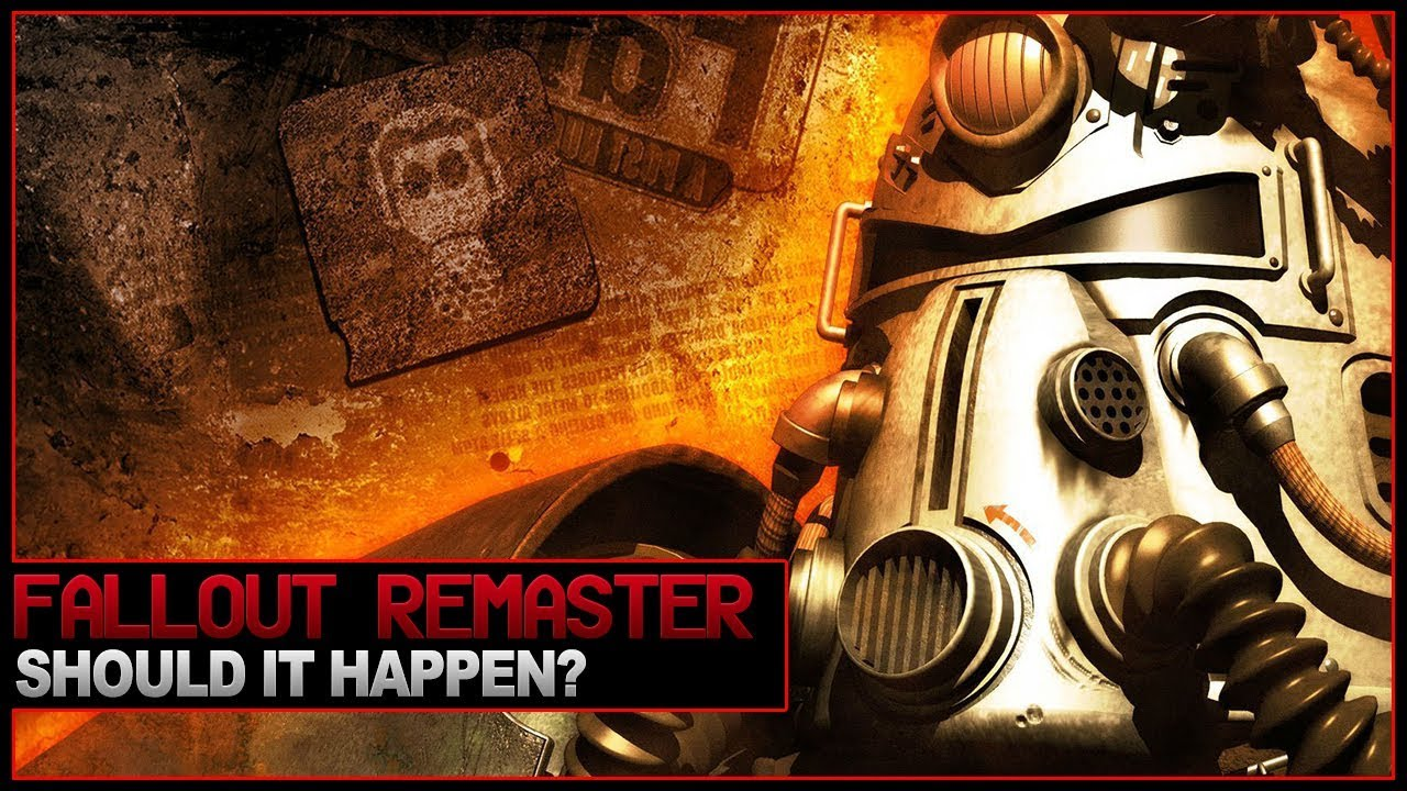 Fallout 1 & 2 Remastered?