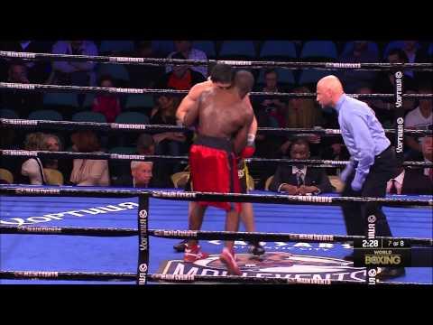 BoxingTV: Wilky Campfort - Khurshid Abdullaev