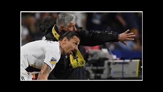MLS: Ibrahimovic-Coach Sigi Schmid tritt bei LA Galaxy zurück |