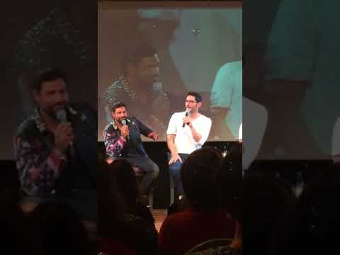 Tom Ellis - troubles with bubbles at Jibland 2018