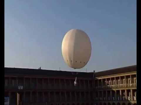 Heliosphere At The Piece Hall