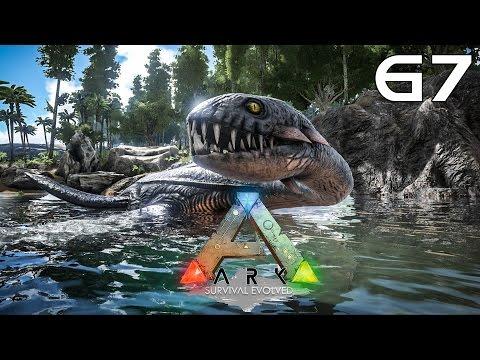 ARK Survival Evolved [#67] Plesiosaur, jako władca mórz