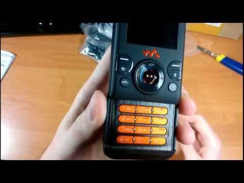 Посылка из Китая #42 Aliexpress Sony Ericsson W580i