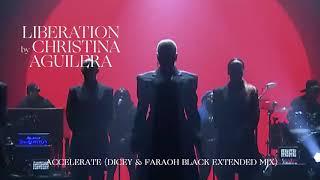 Baixar Christina Aguilera - Accelerate (Dicey & Faraoh Black Extended Mix)