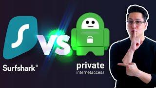 Surfshark VPN vs Private Internet Access (PIA) | Best cheap VPN in 2021?? screenshot 3