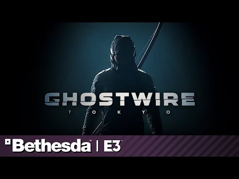 Ghostwire Tokyo Full Reveal | Bethesda E3 2019