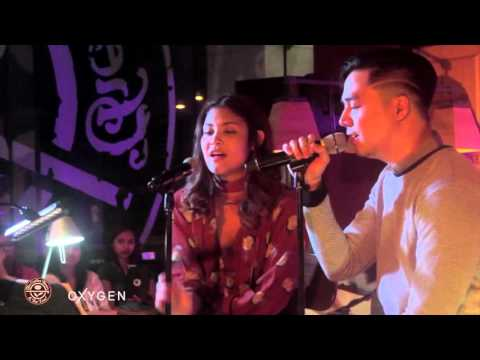 Sam C. and Kiana V. - Like I'm Gonna Lose You (a Meghan Trainor cover) Live at the Stages Sessions