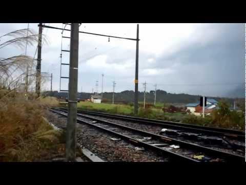飯田線 大沢信号場 - YouTube