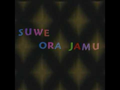 Lagu dan not suwe ora jamu