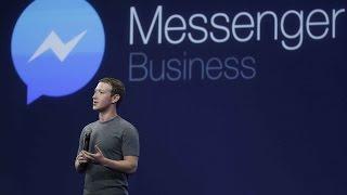 Мессенджер Facebook запустит чат-боты