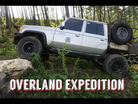Private Security Contractor Overland Expedition Scouting and Route Planning