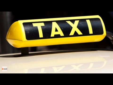 All Cabs in City Sidelined