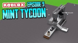 I SOLD MY MINT - ROBLOX MINT TYCOON ADVANCE MODE #9