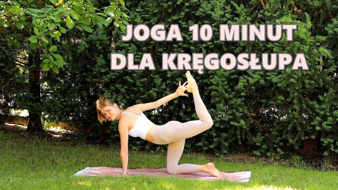 Download Joga - 10 minut dla Kręgosłupa