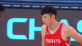 Zhou Qi NBA Preseason FULL HIGHLIGHTS (All 5 games!)