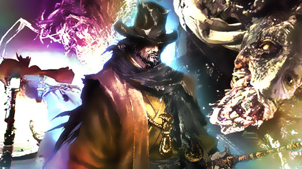 Bloodborne: The Old Hunters DLC Ending | Bloodborne True Ending