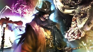 Bloodborne: The Old Hunters DLC Ending | Bloodborne True Ending