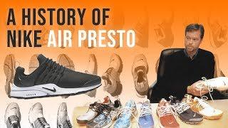 Nike Air Presto: A History of Nike's Magical Shoe