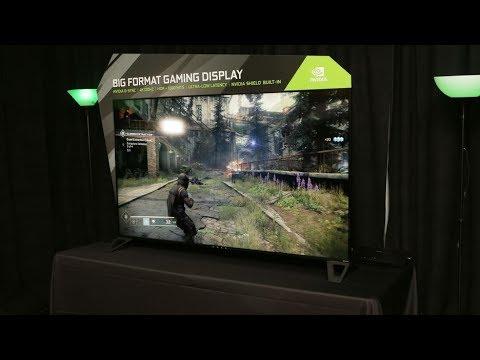 Acer a prezentat Predator Big Format Gaming Display with NVIDIA G-SYNC