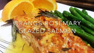 How to make The Best Salmon Recipe - Orange Glazed Salmon