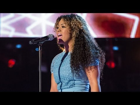 Jazz Bates-Chambers performs 'Crazy' - The Voice UK 2014: Blind Auditions 6 - BBC One