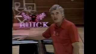 1985 - IU Coach Bob Knight for Indianapolis Buick Dealers