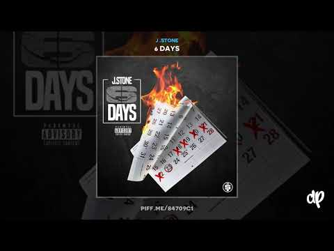 J .Stone - Savage (feat. Slim 400) [6 Days]