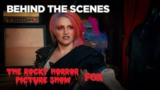 Designing Columbia Played By Annaleigh Ashford | THE ROCKY HORROR PICTURE SHOW