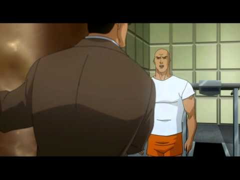 All-star Superman - Lex Luthor views on Superman
