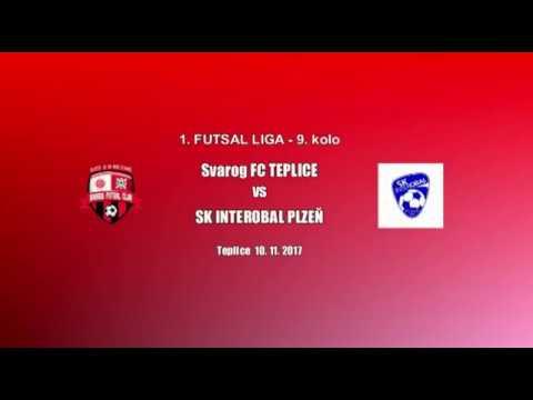 SVAROG FC TEPLICE  VS  SK INTEROBAL PLZEŇ
