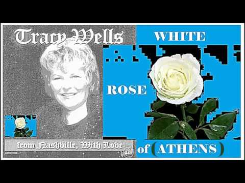 Tracy Wells  White Rose Of Athens