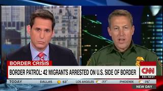US Border Agent Proves CNN Was WRONG About Caravan!