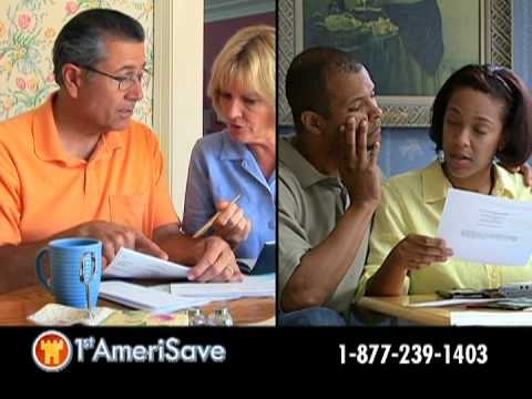 1st AmeriSave TV Commercial by Mpower Media