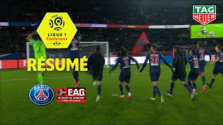 Gambar cover Paris Saint-Germain - EA Guingamp ( 9-0 ) - Résumé - (PARIS - EAG) / 2018-19