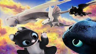 🐲 КАК ПРИРУЧИТЬ ДРАКОНА 3 СКРЫТЫЙ МИР🐲 How to train your dragon: Hidden world / Целый выпуск