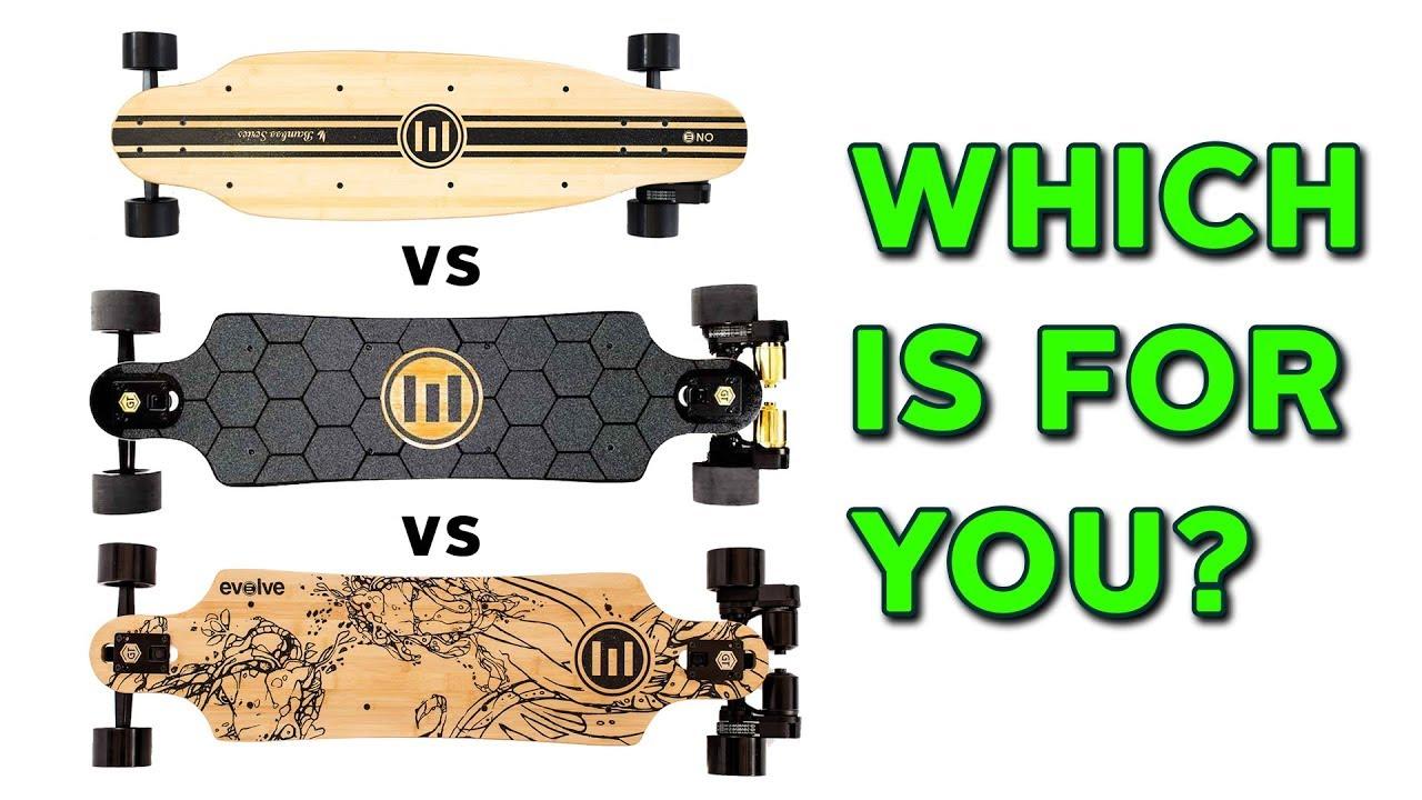 Evolve Bamboo Series Comparison - Evolve Skateboards Weekly Ep. 32 ... b5c328e53e0