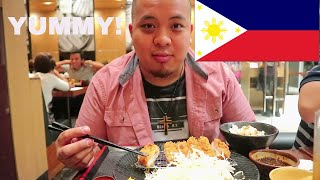 Food and Relaxation Spots In The Philippines! (Lee hak Korean BBQ, David's Salon, Yabu SM AURA)