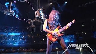 Metallica - Ride The Lightning (Live - Mexico City, Mexico) - MetOnTour