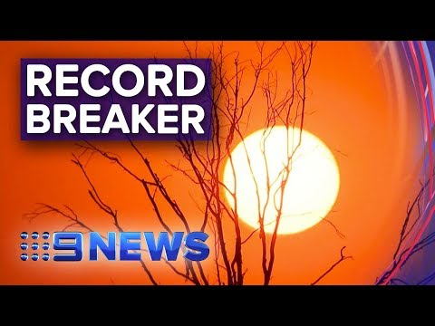 Victoria bracing for 47 degree heat | Nine News Austria
