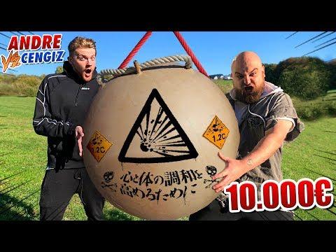 ⚠ ACHTUNG! 10.000€ FEUERWERK FINALE! (nicht nachmachen!) - Andre vs. Cengiz | S7F6