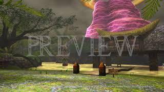 Zelda Majora's Mask 3D 4K (Swamp #1) - 4K 60FPS Looping Background by Henriko Magnifico