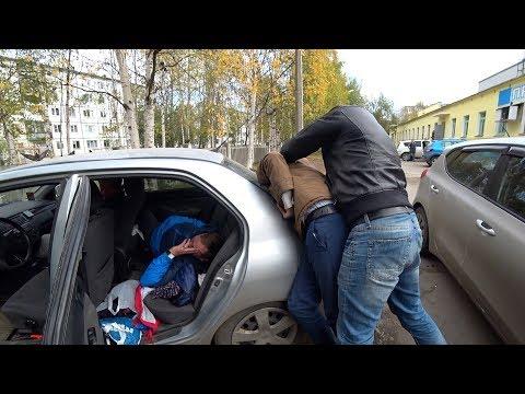 Пьяная троица за рулём 📹 TV29.RU (Северодвинск)
