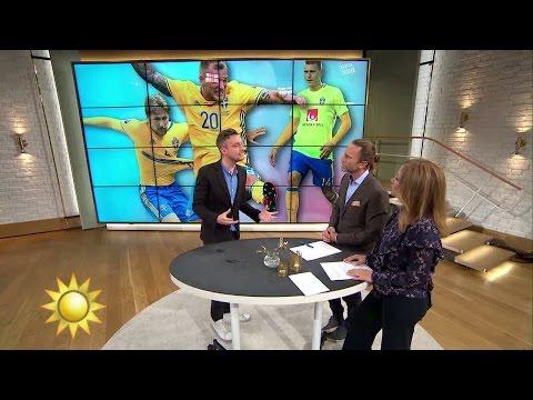Sveriges chanser att kvala till VM - Nyhetsmorgon (TV4)